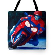 Long Shadows - Kawasaki Zx6 Tote Bag