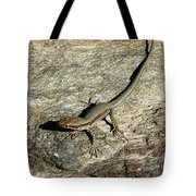 Long Toe Tote Bag