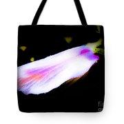 Long Unopened Hibiscus Flower Tote Bag