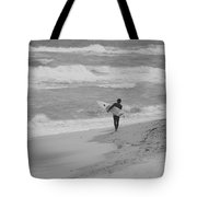 Long Walk Home Tote Bag
