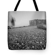 Long Walk Tote Bag by Mike McGlothlen