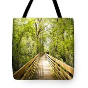 Long Walks Tote Bag