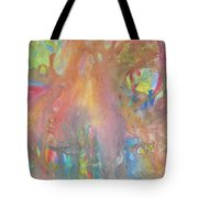 Longhaired Nude Tote Bag