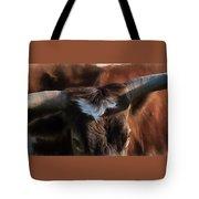 Longhorn Tote Bag