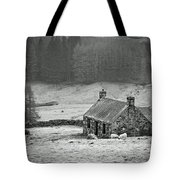 Longing For The Days Of Yore Tote Bag