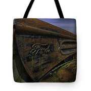 Longing For The Road Again Tote Bag