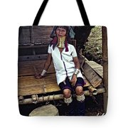 Longneck Beauty Tote Bag