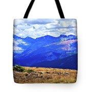 Longs Peak Rocky Mountain National Park Tote Bag