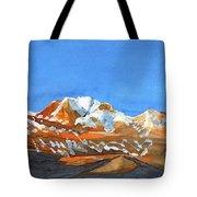 Longs Peak Tote Bag