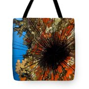 Longspined Sea Urchin Tote Bag