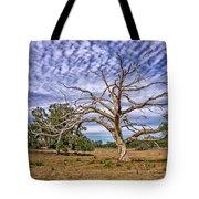 Lonley Tree Tote Bag