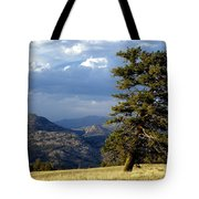 Lonly Tree Tote Bag