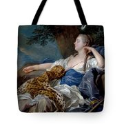 Loo, Louis-michel Van Tolon, 1707 - Paris, 1771 Diana In A Landscape 1739 Tote Bag