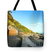 Looe Boathouse Tote Bag