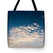 Look At Sky Tote Bag