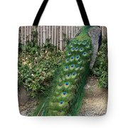 Look Away Tote Bag
