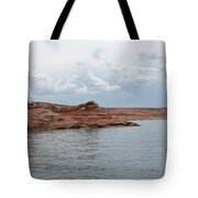 Look Closely - Window Rock Tote Bag