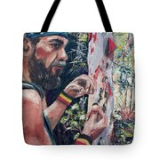 Look Into Another Dimension Tote Bag