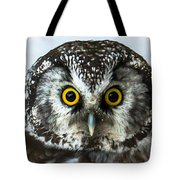 Look Into My Eyes Tote Bag