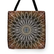 Look Into The Light Tote Bag