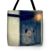 Look Into The Past Of No Remembrance Tote Bag