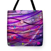 look Mom no hands Tote Bag