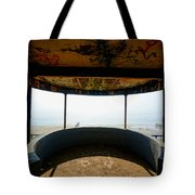 Look Out Post Interior Tote Bag