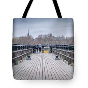 Look Right Tote Bag