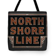 Look To The North Tote Bag