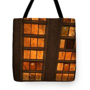Look Up Lincoln Tote Bag