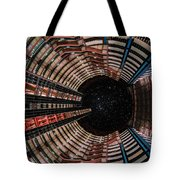 Look Up To The Stars Tote Bag