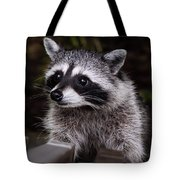 Look Who Came For Dinner Tote Bag