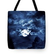 Look With A Pure Heart Tote Bag