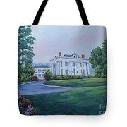 Lookaway Hall Tote Bag