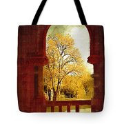 Lookin Out Tote Bag