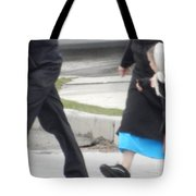 Looking At Mom Tote Bag