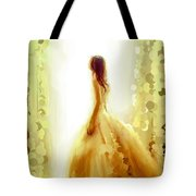 Looking At The Window #0074 Tote Bag
