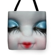 Looking Bashfully Tote Bag