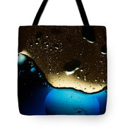 Looking Down To The Universe Tote Bag