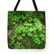 Looking For A Four-leaf Clover Tote Bag