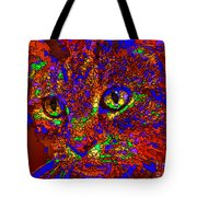 Looking For An Owner. Pet Series Tote Bag