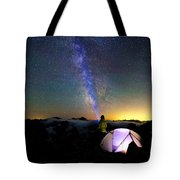 Looking For Others Tote Bag