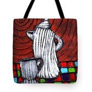 Looking For Something Hot  Tote Bag