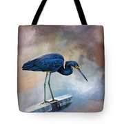 Looking For The Catch Of The Day Tote Bag