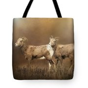 Looking For The Herd Tote Bag