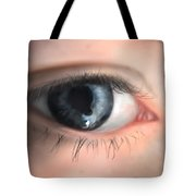 Looking Into The Beyons Tote Bag