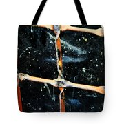 Looking Into The Night Tote Bag by Lenore Senior