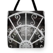 Looking Into The Vault Tote Bag
