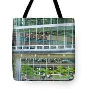 Looking Out, Looking In Tote Bag