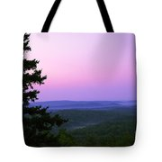 Looking Out Looking Over Tote Bag